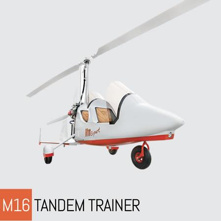 m16-trainer-pour ecole de formation instructeur ULM narbonne et lezignan corbieres